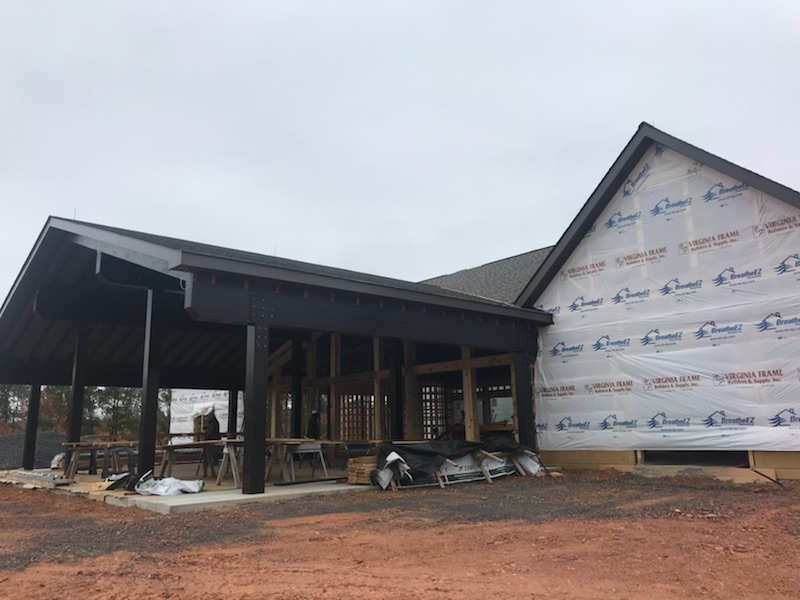 November Construction Update