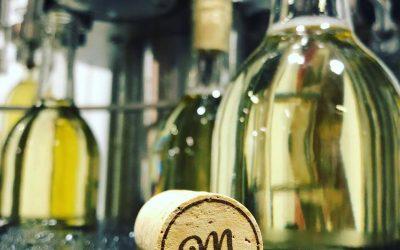 Viognier & Moonlight White Blend Bottling