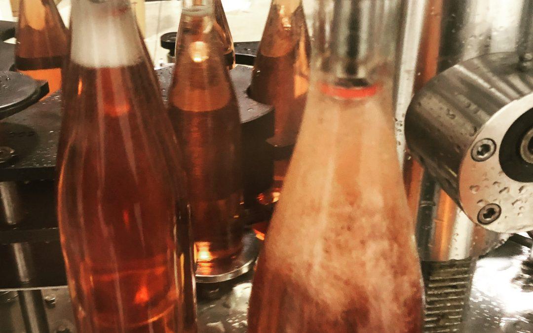 2017 Rosé& 2016 Cabernet Sauvignon Bottling