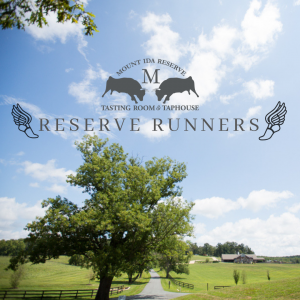 RESERVE RUNNERS