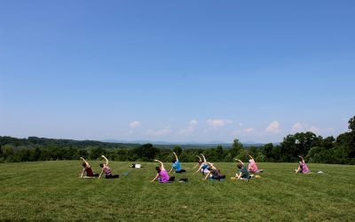 Yoga on the Reserve