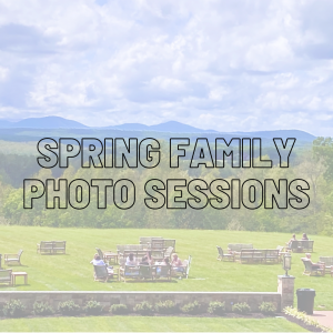 Spring Family Photo Sessions